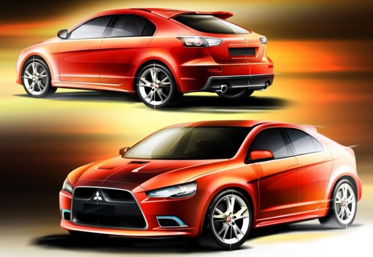 massillon mitsubishi lancer evolution