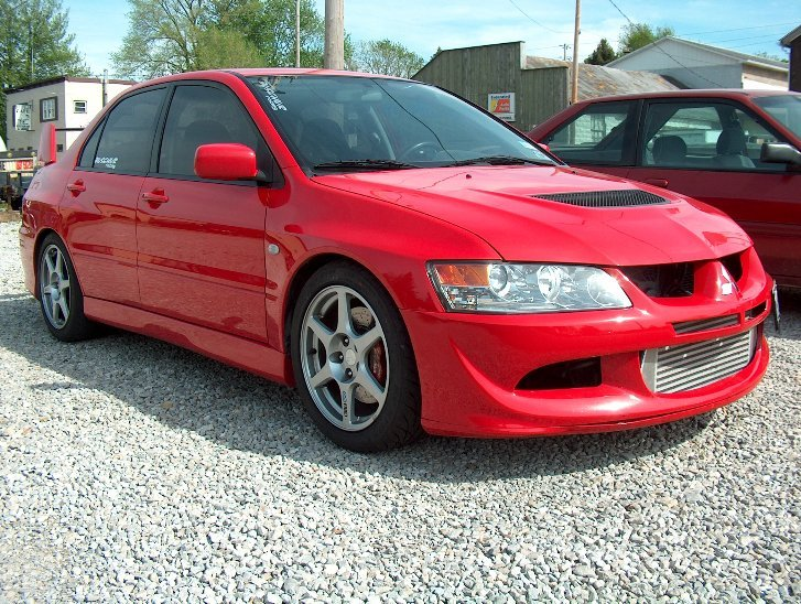 wreck mitsubishi lancer evolutions for sale